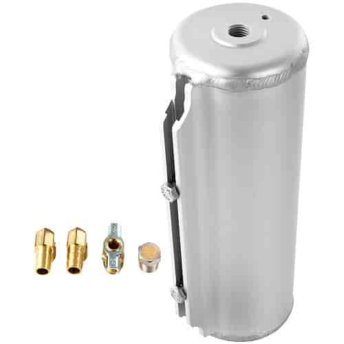 JEGS Performance Products 51135 - JEGS Round Recirculating/Overflow Tanks & Catch Cans