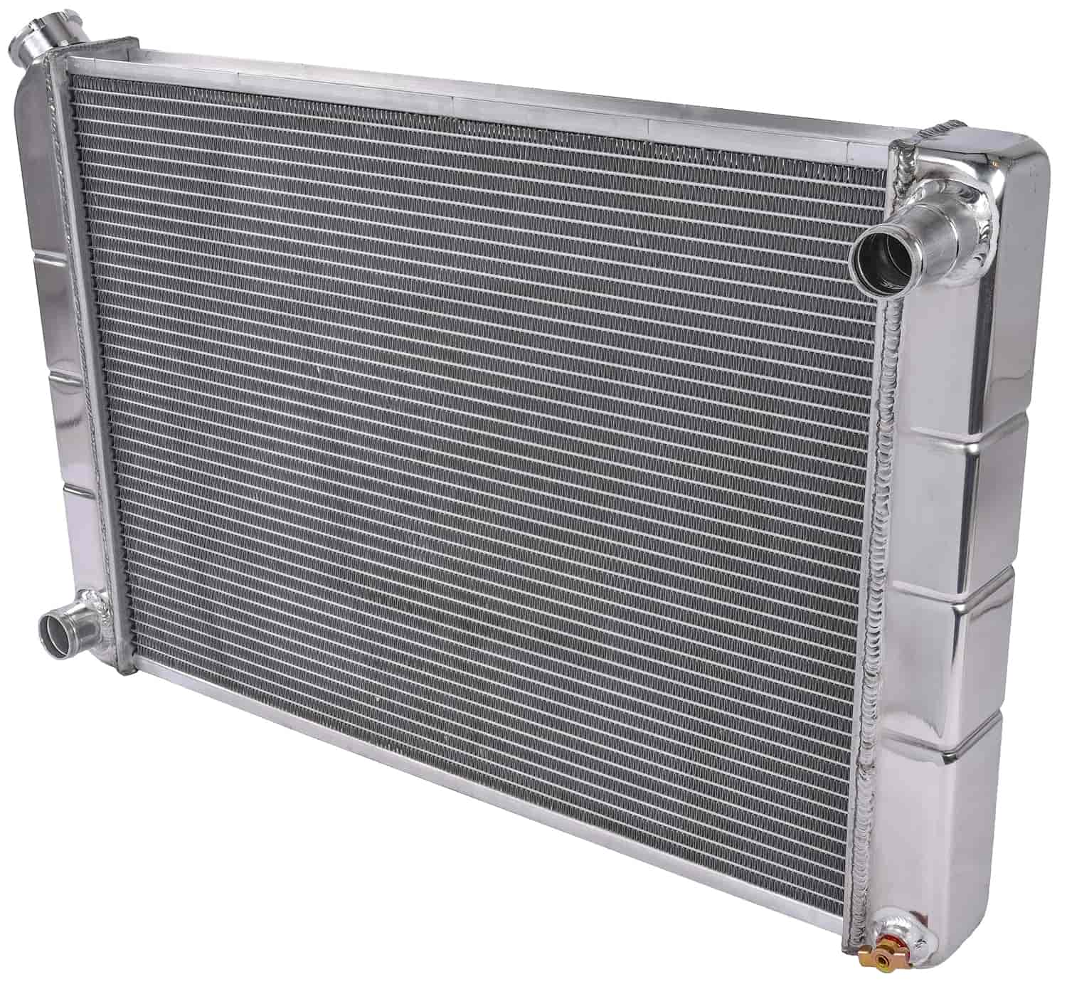 JEGS Performance Products 51180 - JEGS 1979-93 Mustang Aluminum Radiator
