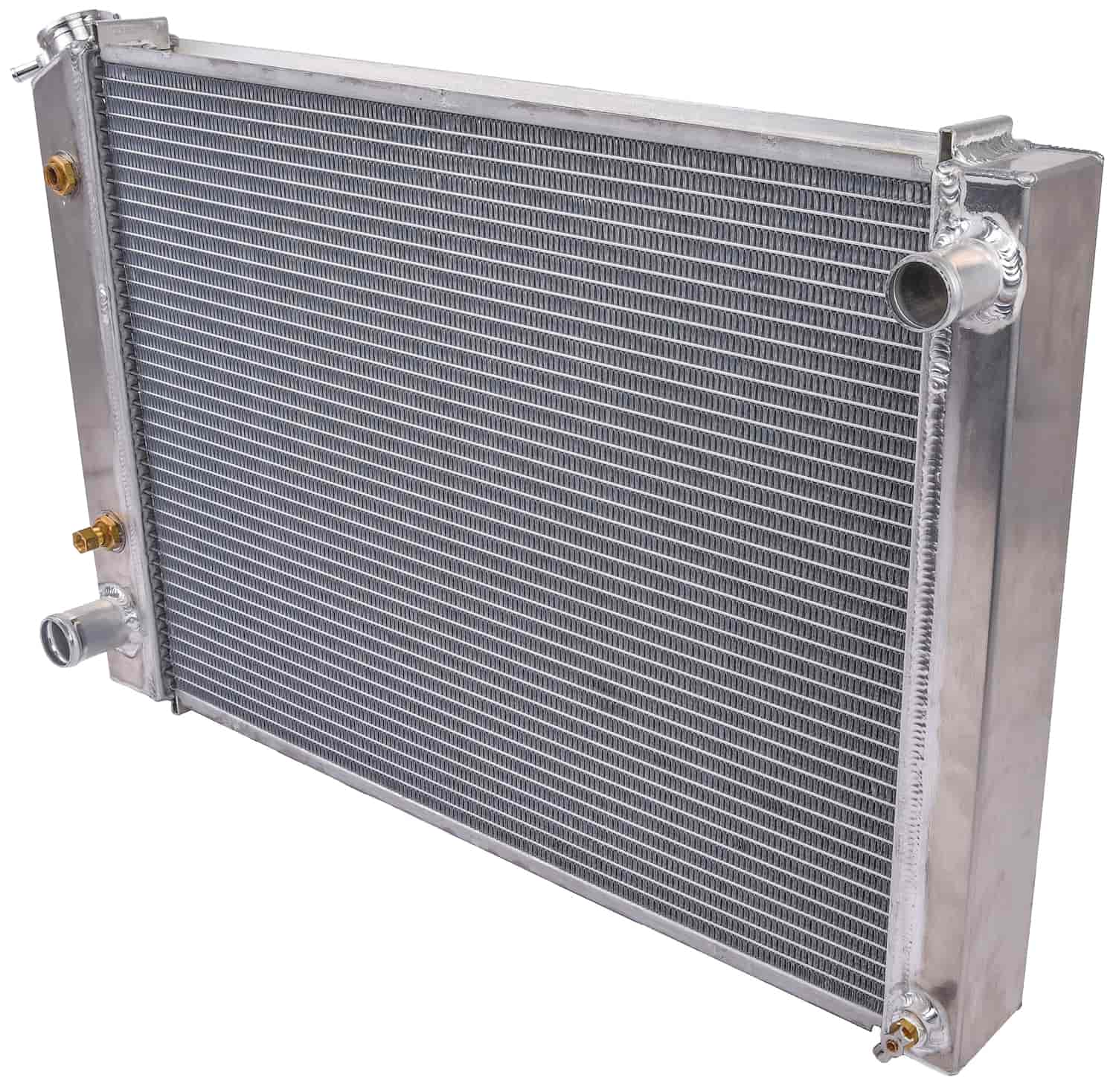 JEGS Performance Products 51181 - JEGS 1979-93 Mustang Aluminum Radiator