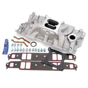 JEGS Performance Products 513000K - JEGS Champion Series 331 Performance Dual Plane Aluminum Intake Manifolds