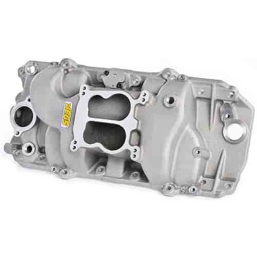 JEGS Performance Products 513010 - JEGS Champion Series 331 Performance Dual Plane Aluminum Intake Manifolds