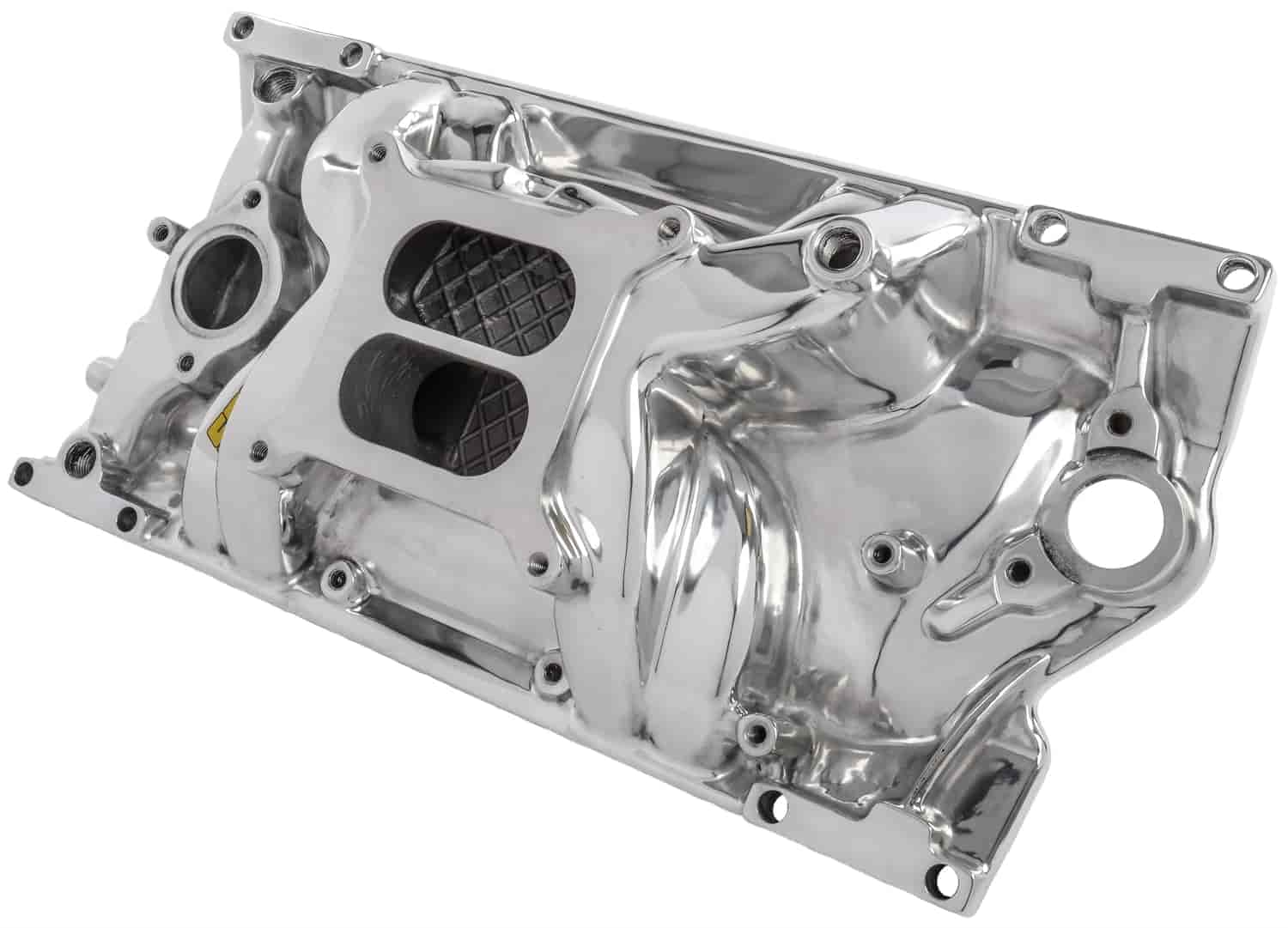 JEGS Intake Manifold for Small Block Chevy with 1996-Up Vortec L31 Cast  Iron Head
