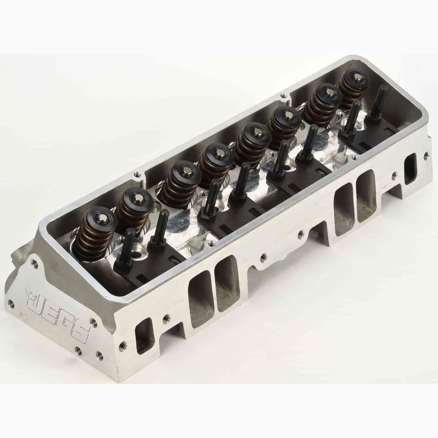 JEGS Performance Products 514002 - JEGS Small Block Chevy Cylinder Heads