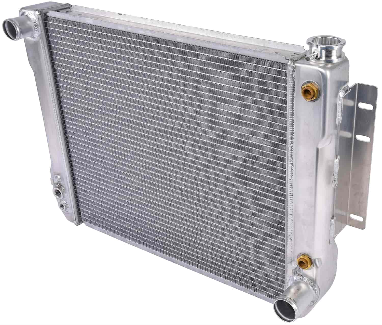 JEGS Performance Products 51900 - JEGS Direct Fit Aluminum Radiators