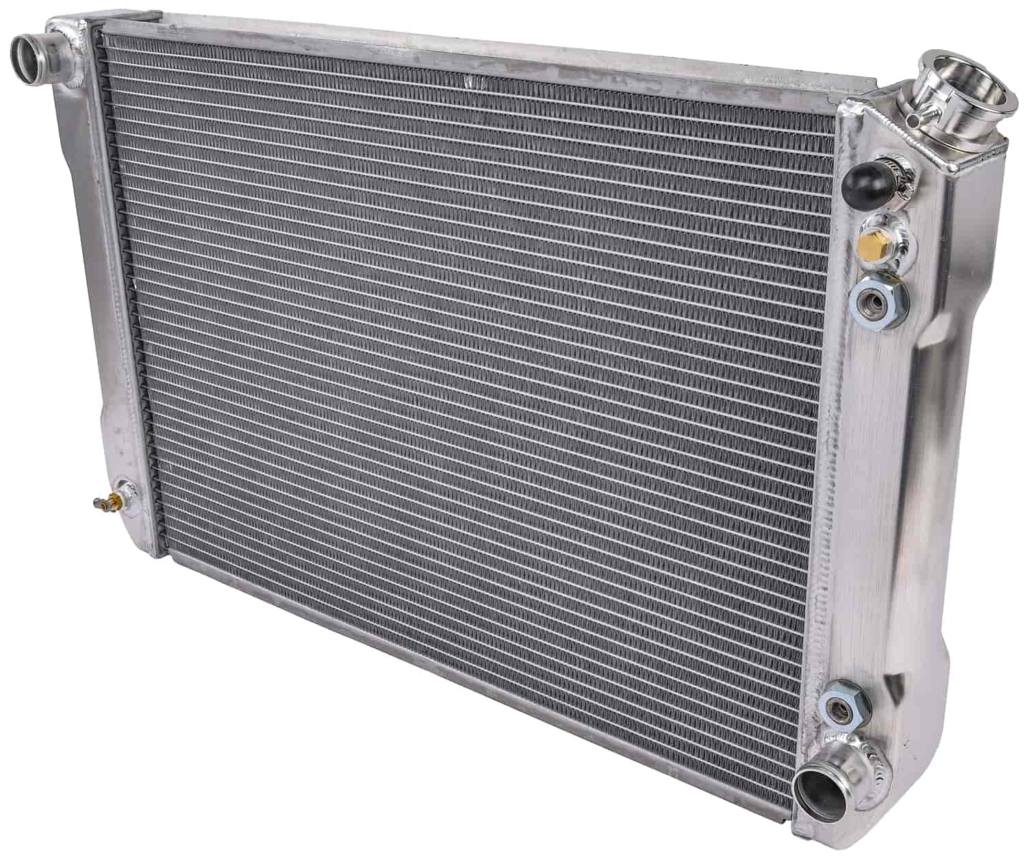 JEGS Performance Products 51903 - JEGS Direct Fit Aluminum Radiators