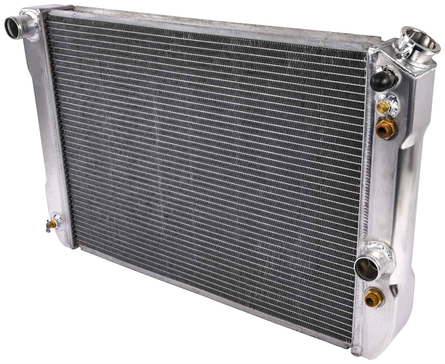 JEGS Performance Products 51904 - JEGS Direct Fit Aluminum Radiators