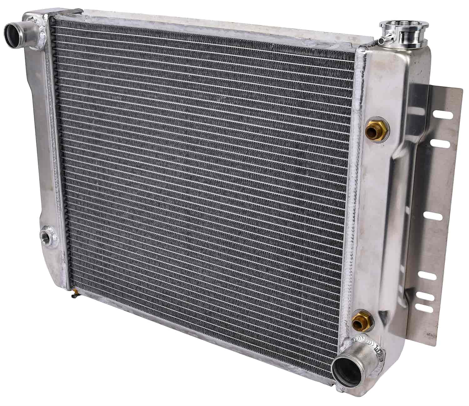 JEGS Performance Products 51905 - JEGS Direct Fit Aluminum Radiators