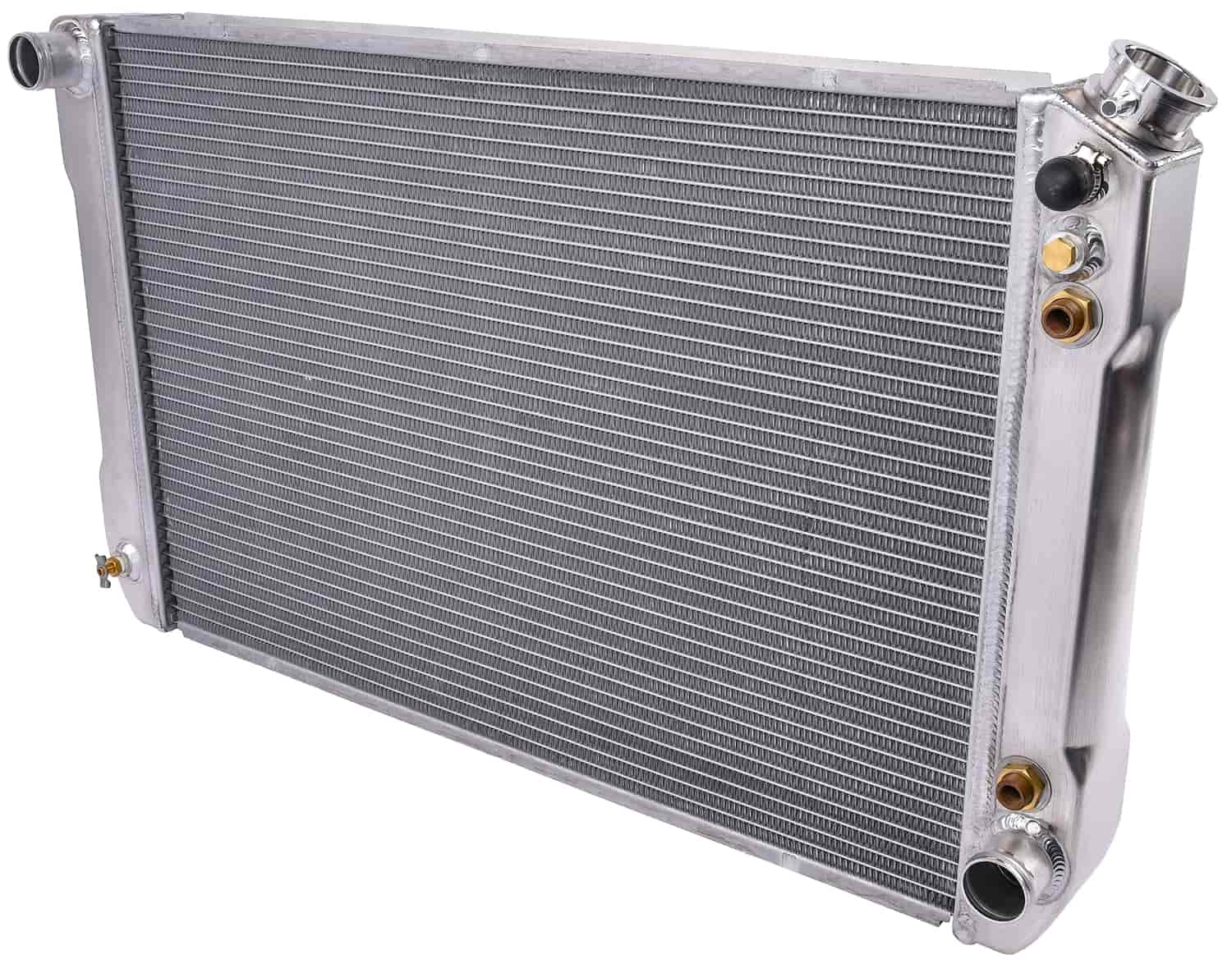 JEGS Performance Products 51910 - JEGS Direct Fit Aluminum Radiators