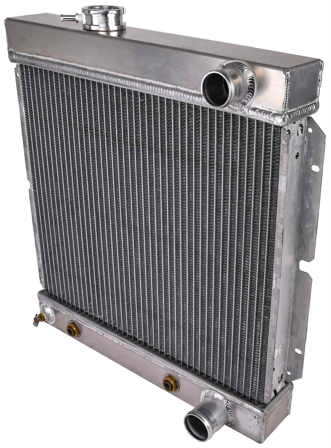 JEGS Performance Products 51920 - JEGS Direct Fit Aluminum Radiators