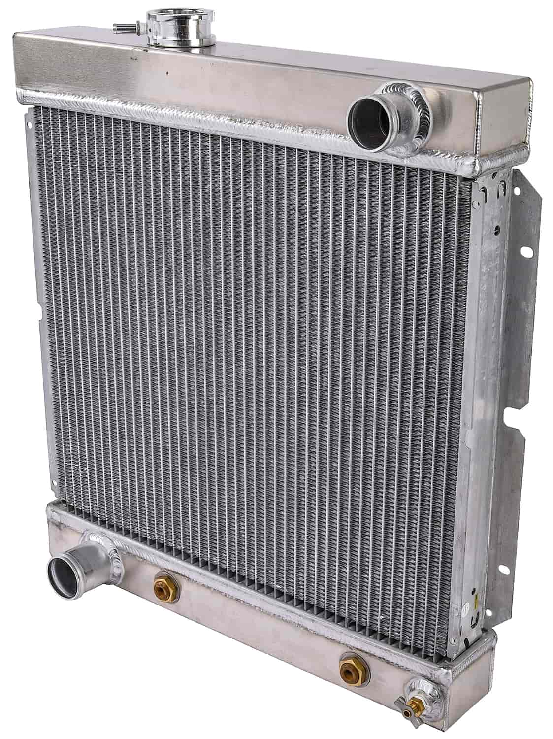 JEGS Performance Products 51921 - JEGS Direct Fit Aluminum Radiators