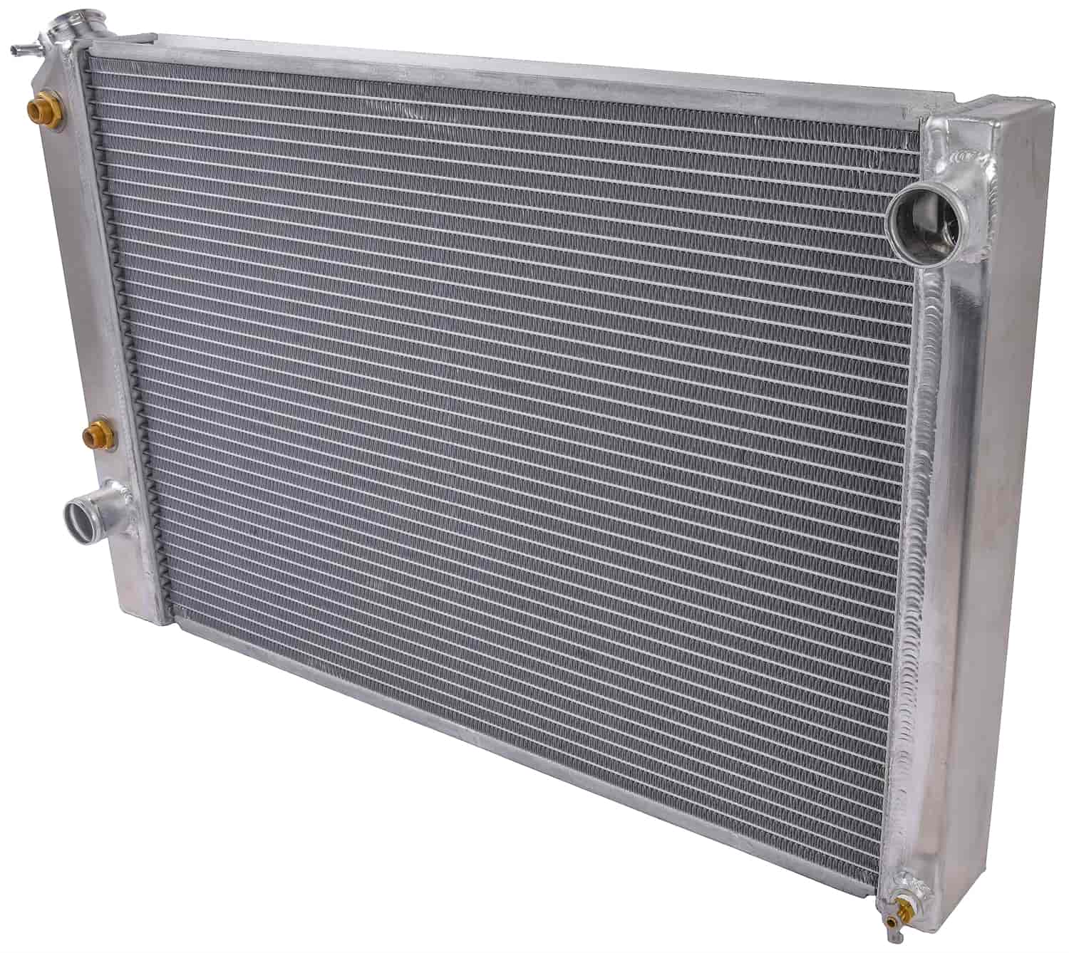 JEGS Performance Products 51922 - JEGS Direct Fit Aluminum Radiators