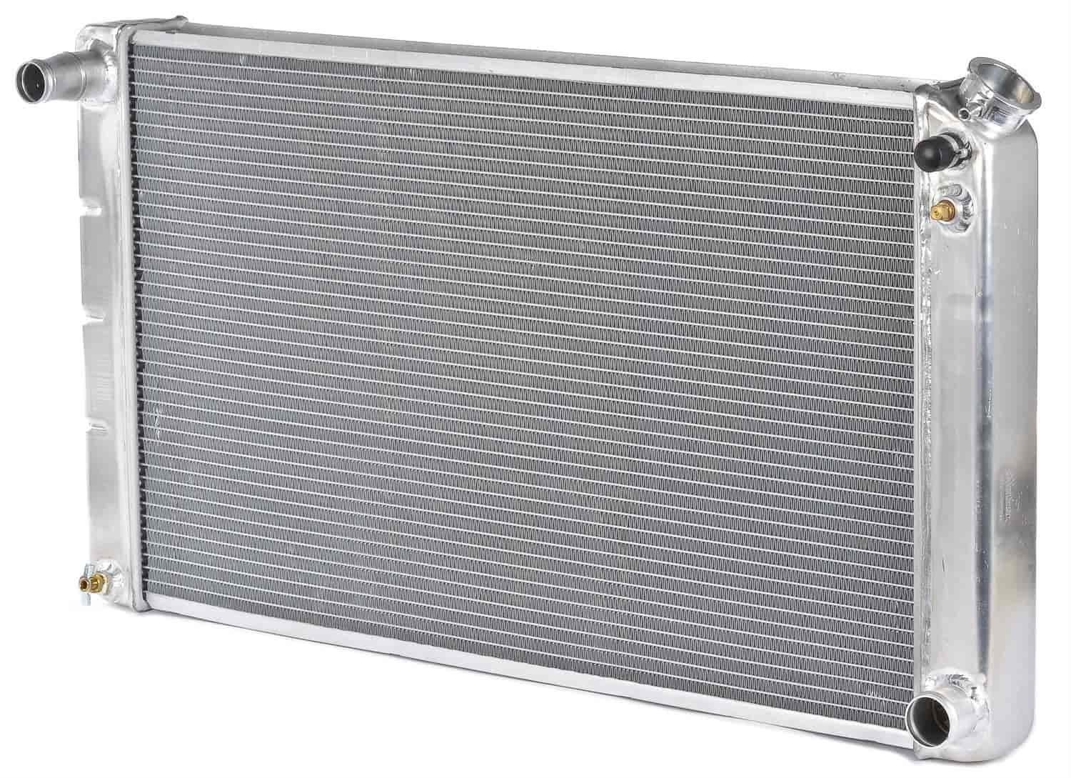 JEGS Performance Products 51923 - JEGS Direct Fit Aluminum Radiators