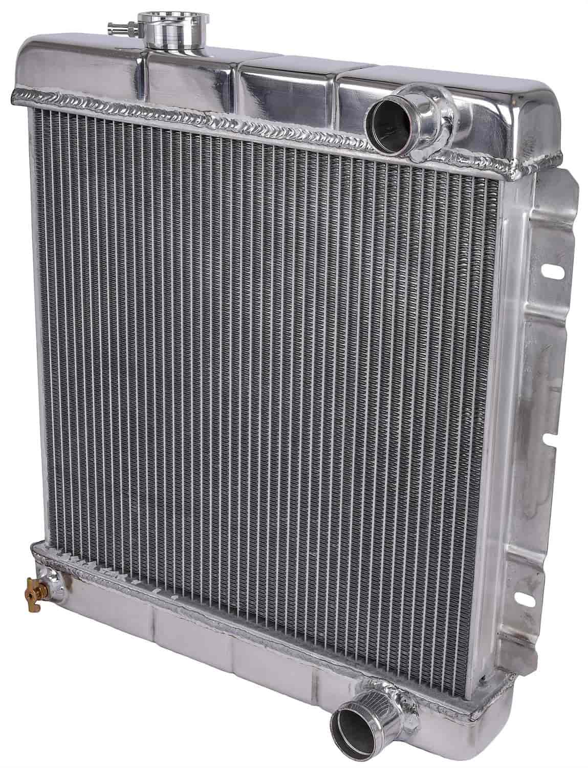 JEGS Performance Products 51925 - JEGS Direct Fit Aluminum Radiators