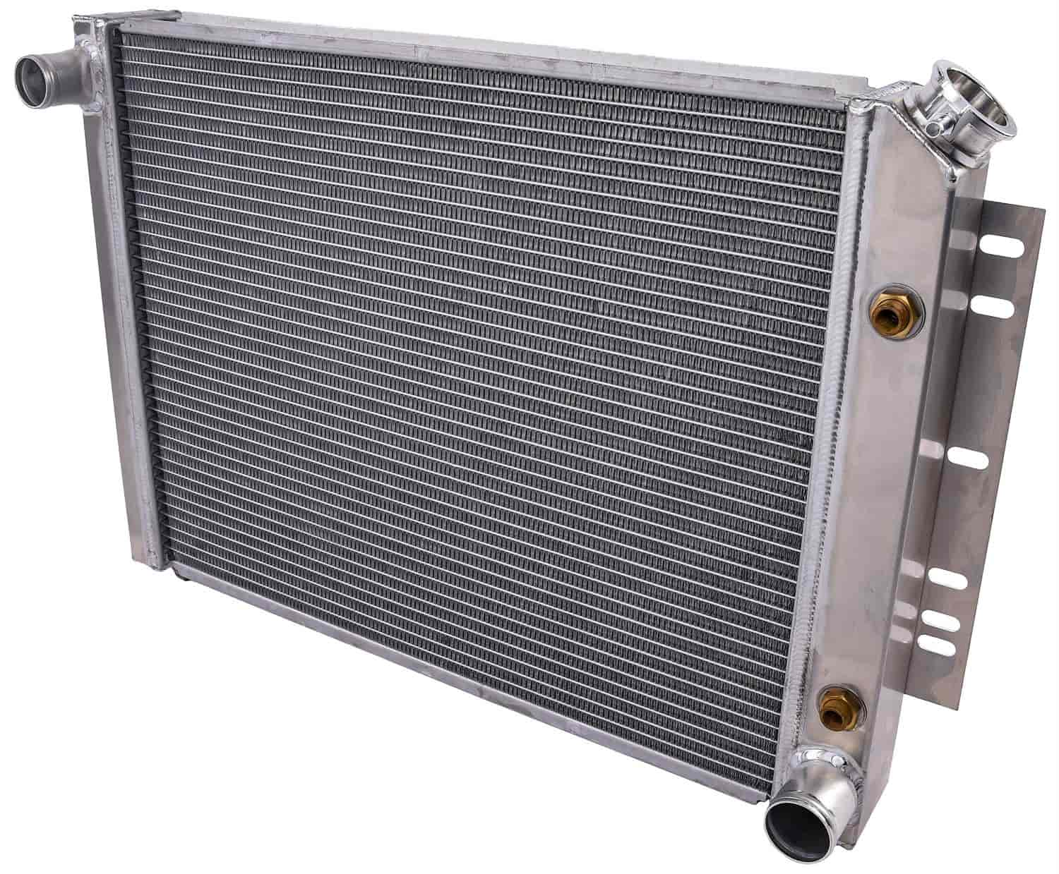 JEGS Performance Products 51930 - JEGS Direct Fit Aluminum Radiators