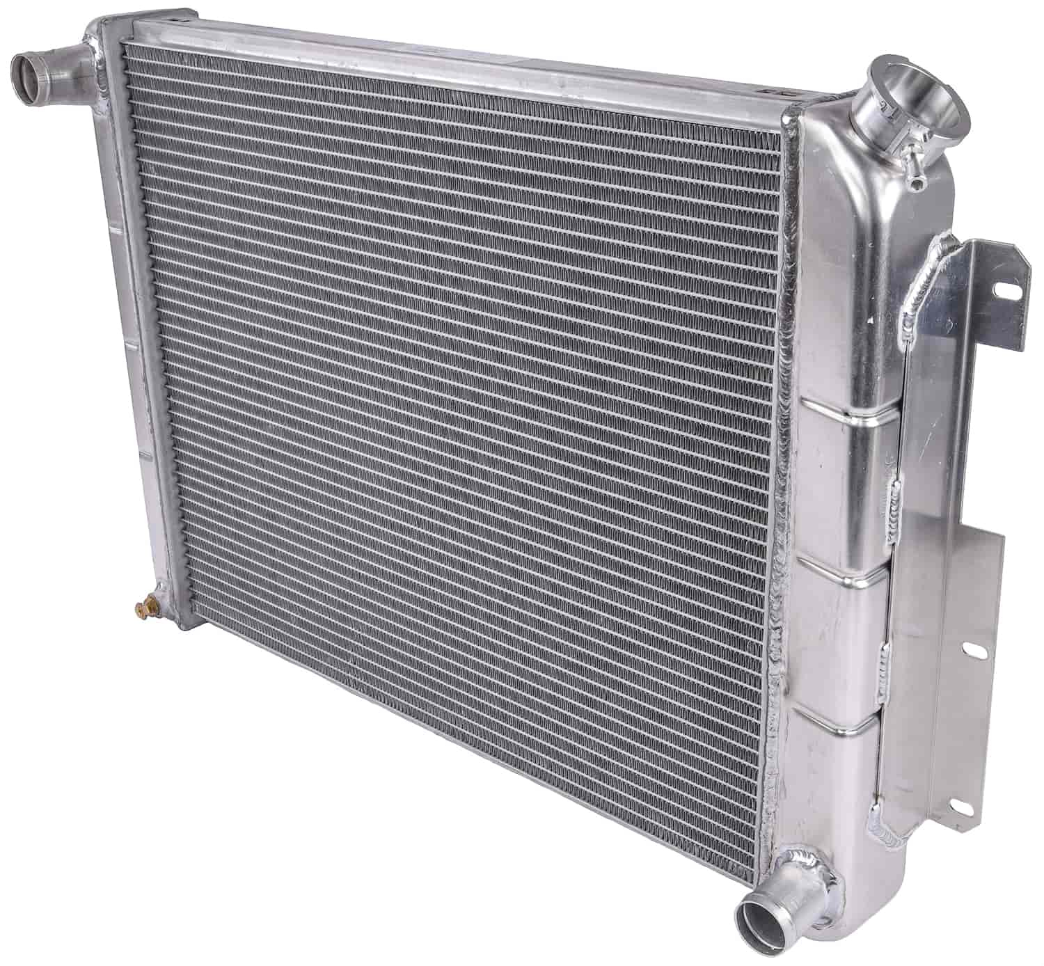 JEGS Performance Products 51950 - JEGS Direct Fit Aluminum Radiators
