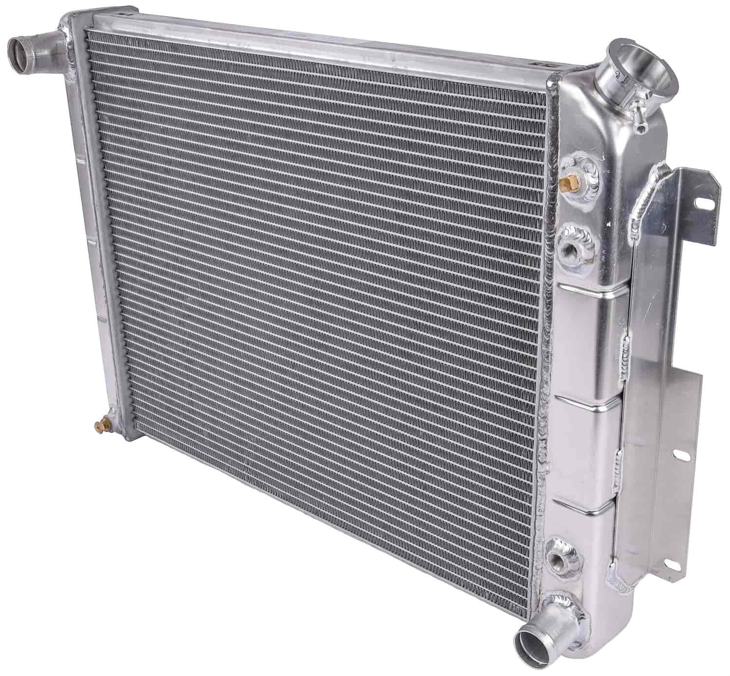 JEGS Performance Products 51951 - JEGS Direct Fit Aluminum Radiators