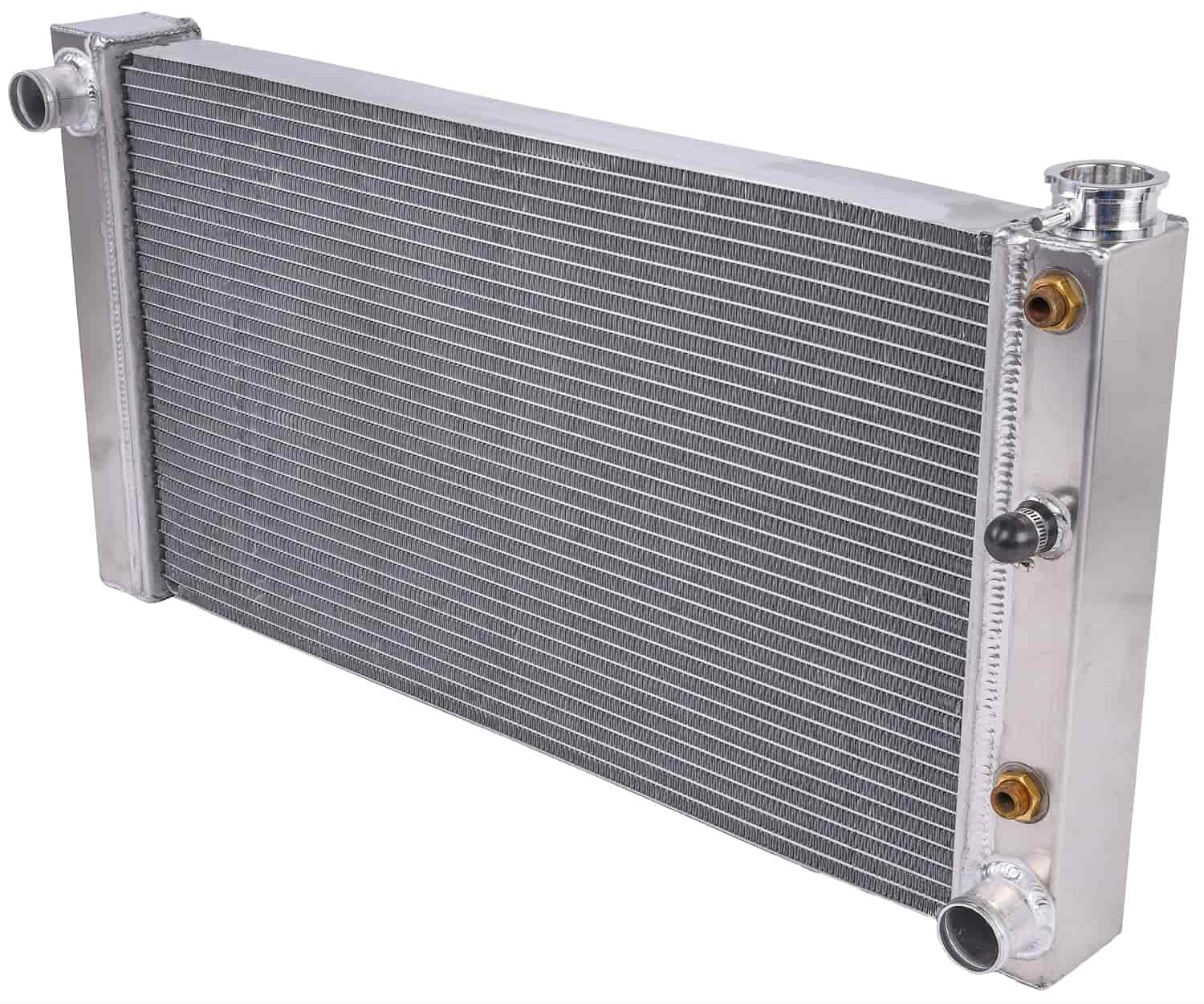 JEGS Performance Products 51955 - JEGS Direct Fit Aluminum Radiators