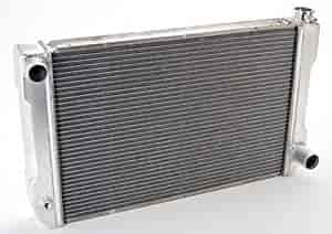 JEGS Performance Products 52000 - JEGS Universal Performance Aluminum Radiators