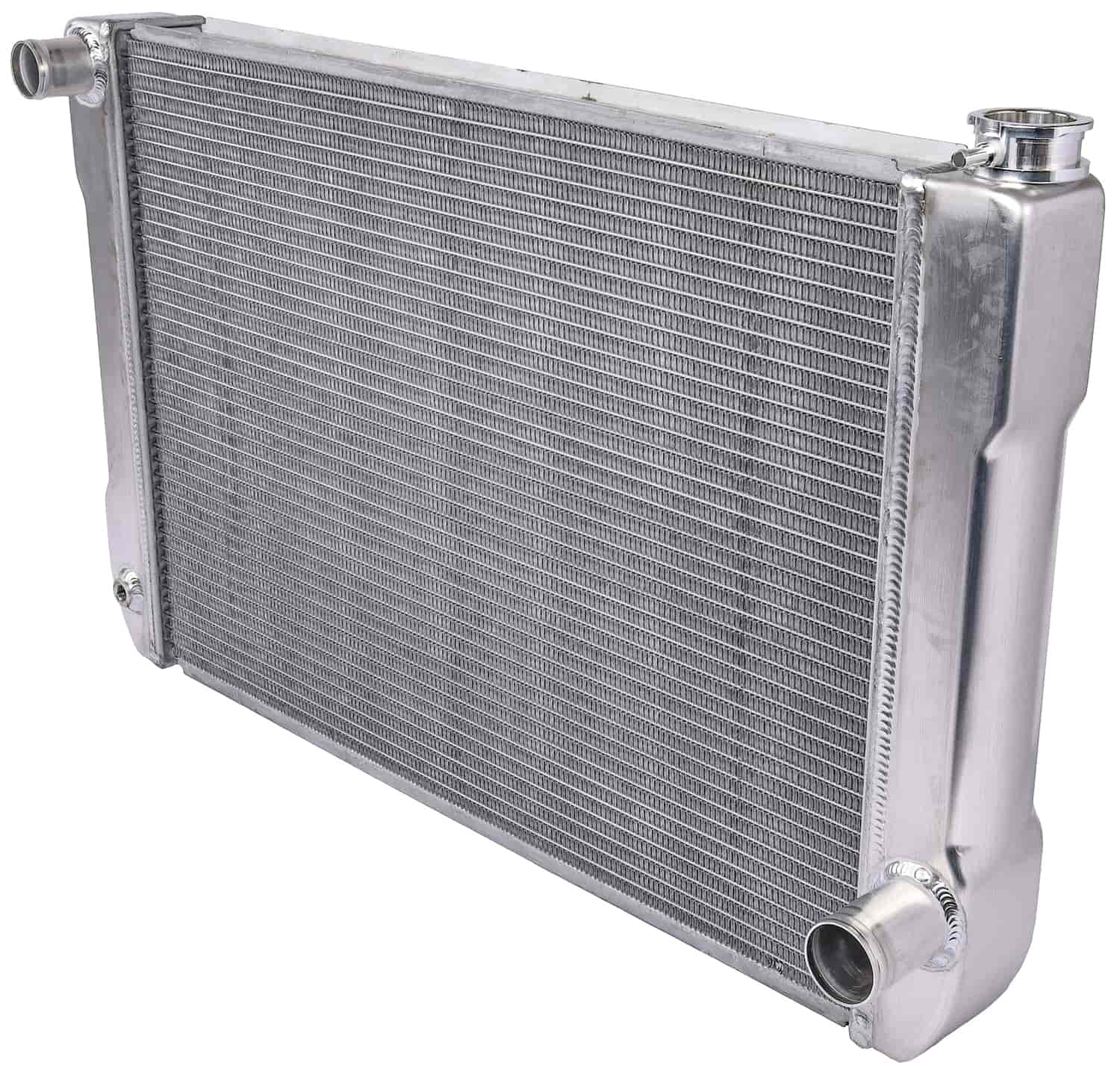 JEGS Performance Products 52008 - JEGS Universal Performance Aluminum Radiators