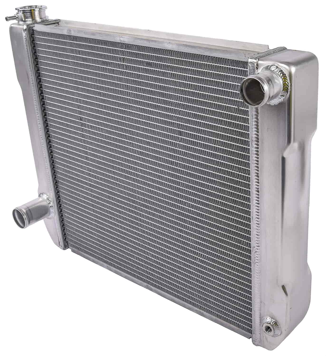JEGS Performance Products 52018 - JEGS Universal Performance Aluminum Radiators