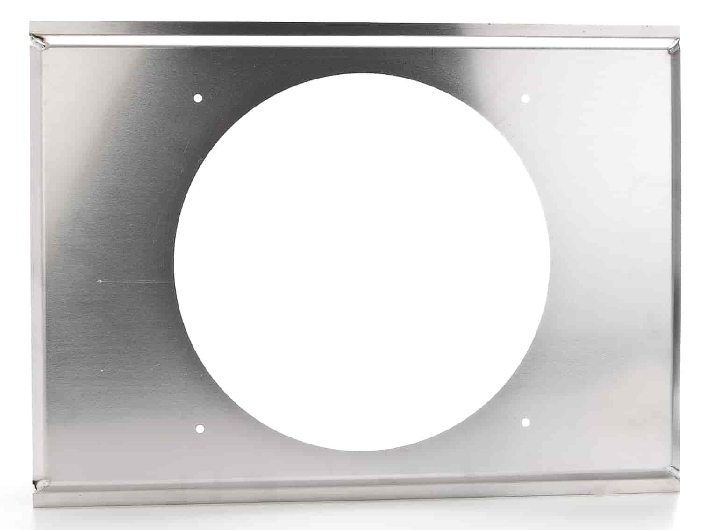 JEGS 52063K2 Aluminum Fan Shroud Kit Includes
