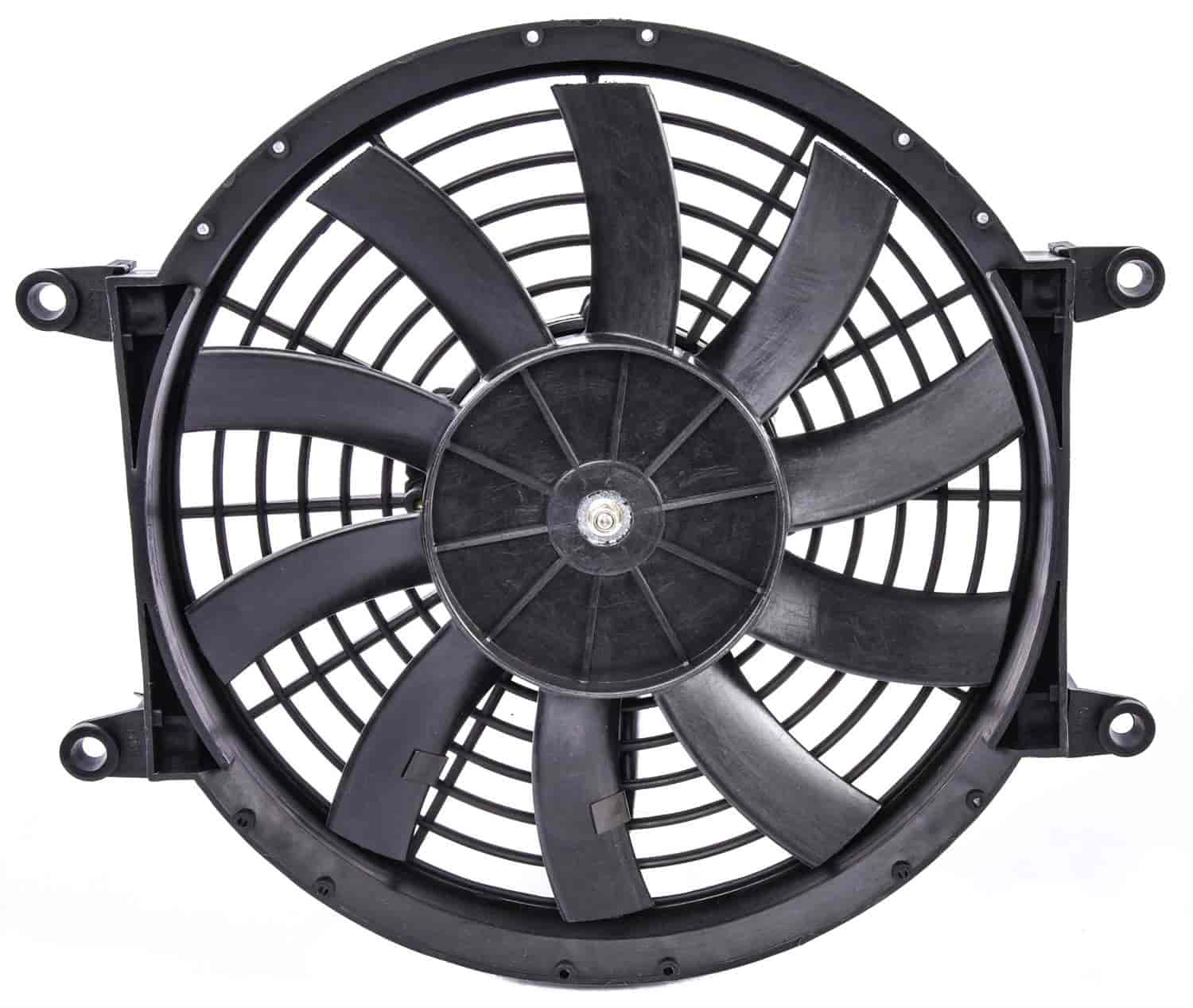 JEGS Performance Products 52101 - JEGS S-Blade Universal Electric Cooling Fans