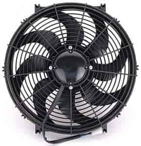 JEGS Performance Products 52105 - JEGS S-Blade Universal Electric Cooling Fans