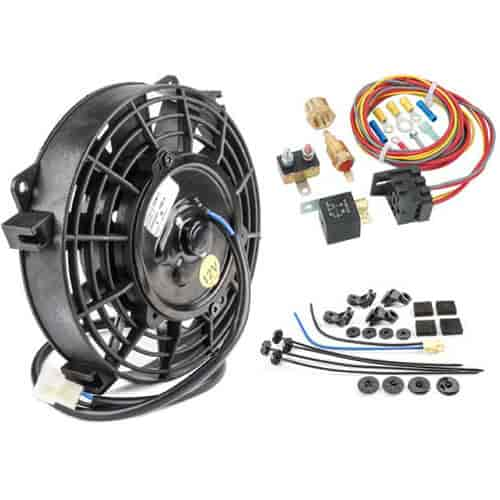 555 52111k jegs performance products 52111k universal electric fan with VW Wiring Harness Kits at gsmportal.co