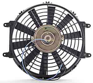 JEGS Performance Products 52131 - JEGS Straight Blade Universal Electric Cooling Fans