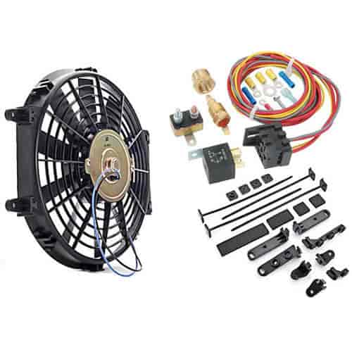 555 52131k jegs performance products 52131k universal electric fan with VW Wiring Harness Kits at metegol.co