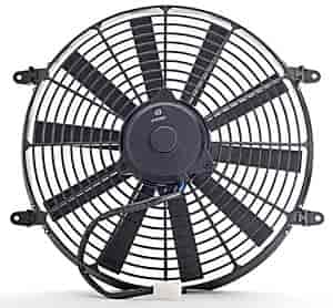 JEGS Performance Products 52132 - JEGS Straight Blade Universal Electric Cooling Fans