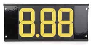 JEGS Performance Products 55055 - JEGS Dial-In ET Display Boards