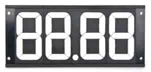 JEGS Performance Products 55056 - JEGS Dial-In ET Display Boards