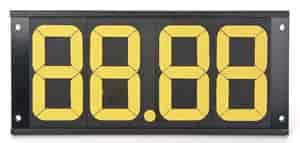 JEGS Performance Products 55057 - JEGS Dial-In ET Display Boards