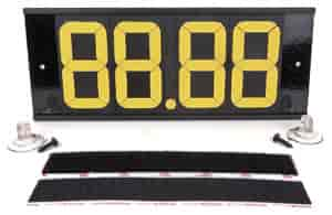 JEGS Performance Products 55059 - JEGS Dial-In ET Display Boards