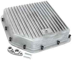 JEGS Performance Products 60178 - JEGS Cast Aluminum Transmission Pans