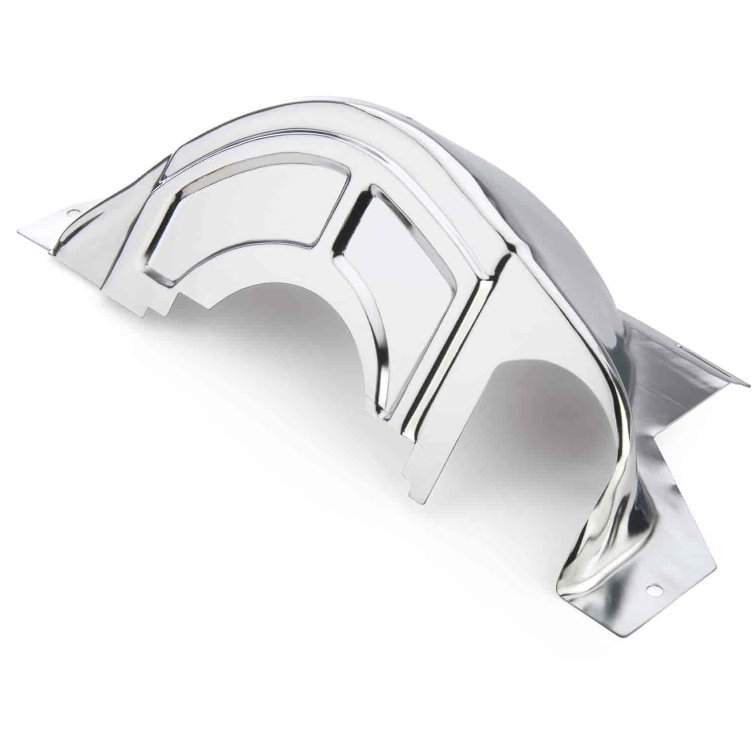 JEGS Performance Products 60188 - JEGS Chrome Flexplate Inspection Covers