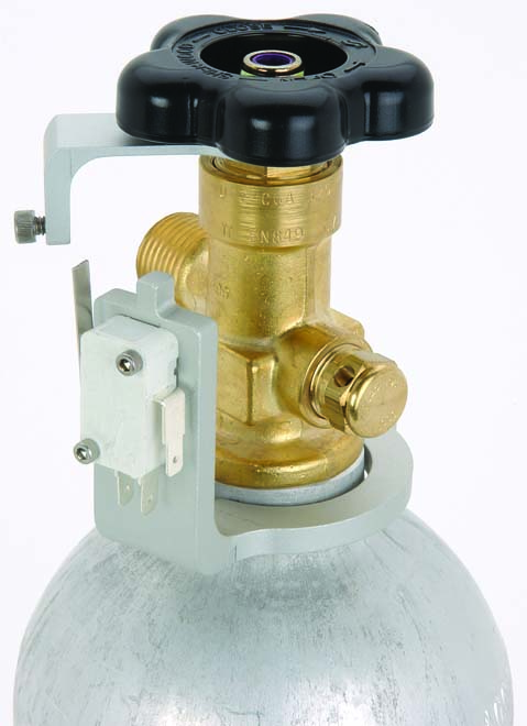 JEGS Performance Products 60208 - JEGS CO2 Bottle Sure Start Micro Switch