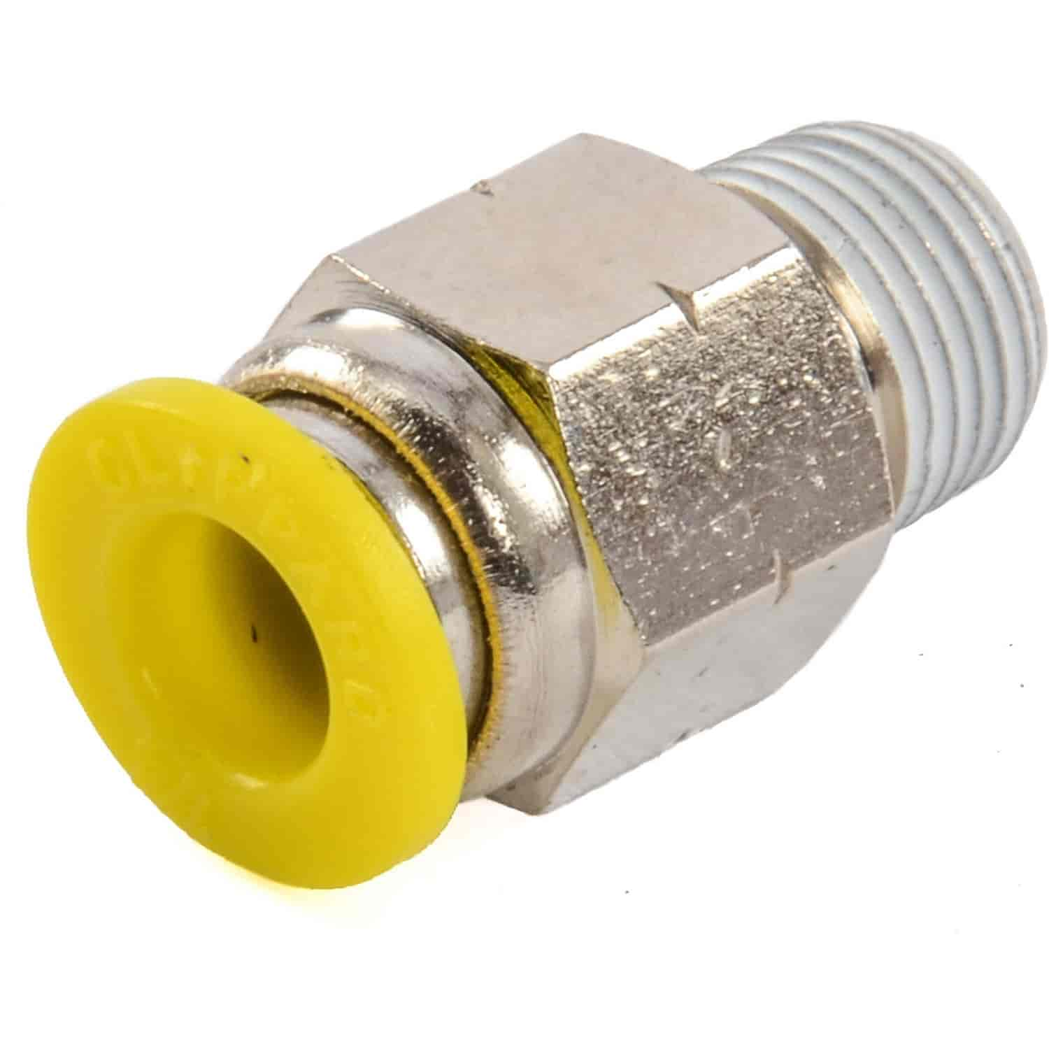 JEGS Performance Products 60220 - JEGS CO2 Quick Push Fittings