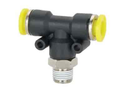 JEGS Performance Products 60223 - JEGS CO2 Quick Push Fittings