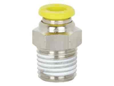 JEGS Performance Products 60230 - JEGS CO2 Quick Push Fittings