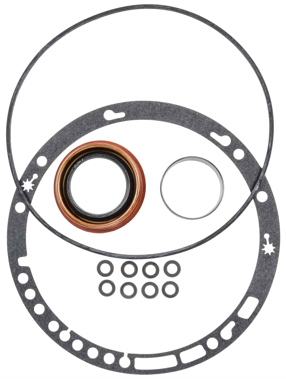 jegs 60303 front pump seal kit for th350 jegs 1952 Ford Pickup Custom jegs 60303