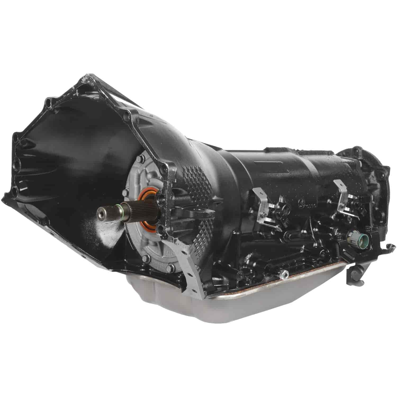 Jegs 60328 4l80e Performance Transmission Chevy 4wd 2000 Silverado Fuel Pressure
