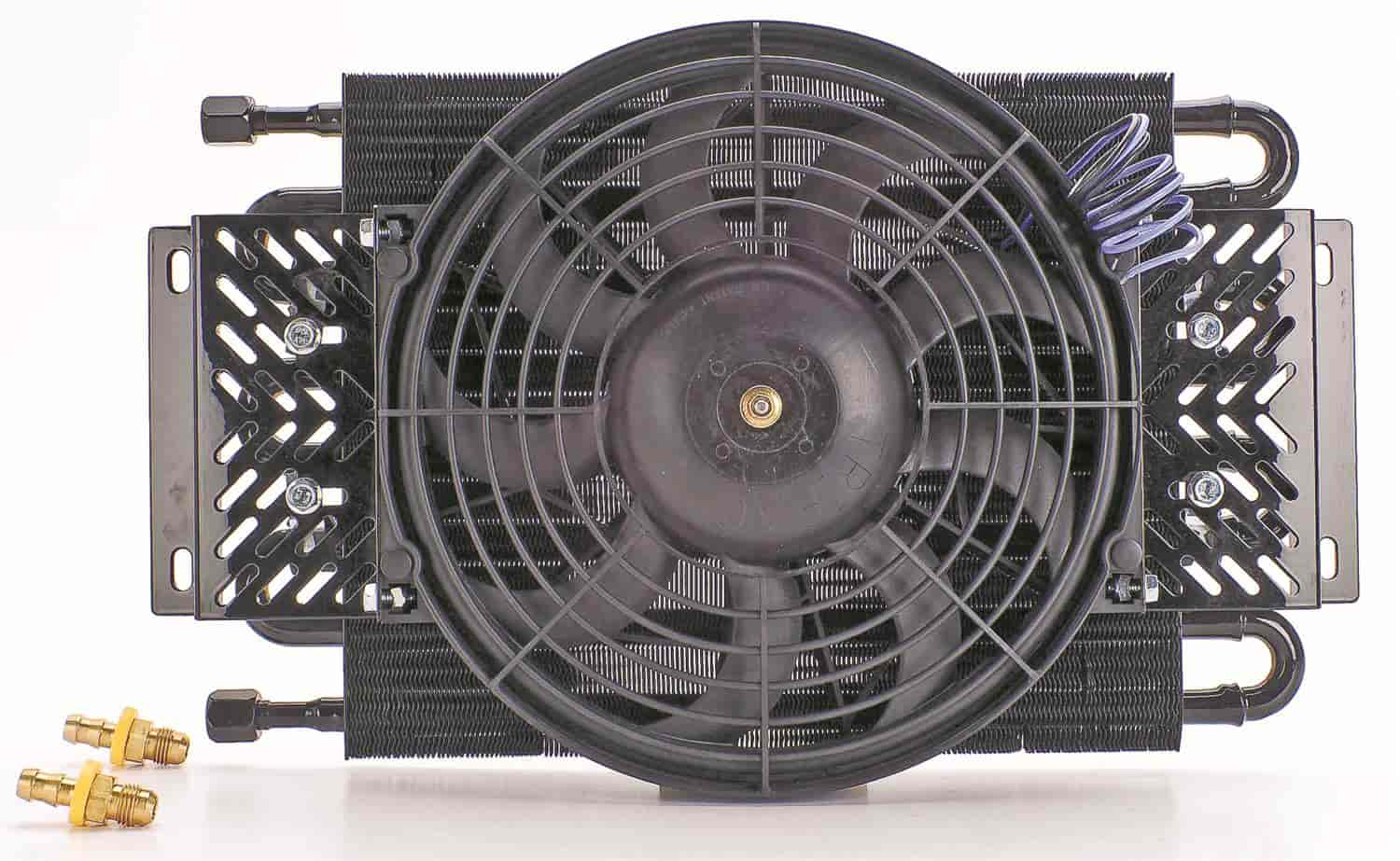 JEGS Performance Products 60345 - JEGS High-Performance Transmission Coolers