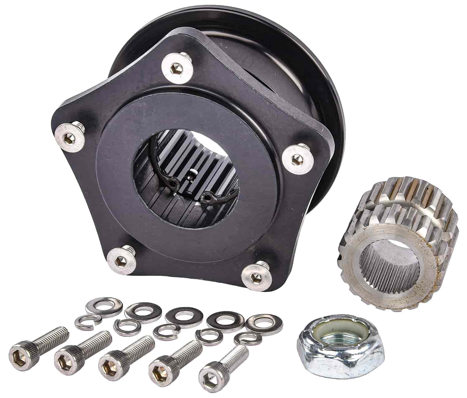 JEGS Performance Products 60724 - JEGS Quick Release Steering Hubs
