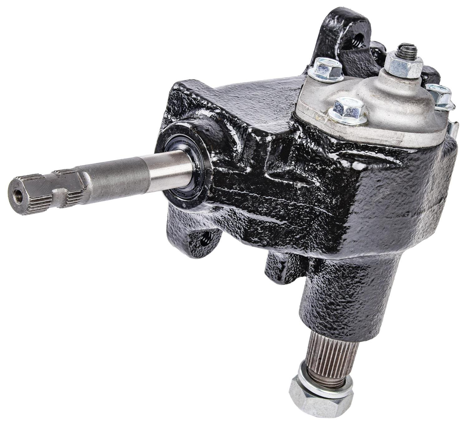 JEGS Steering Box for 1965-1991 Chevy, GMC, Jeep, Oldsmobile, and Pontiac
