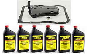JEGS 60901 Transmission Filter and Gasket Kit Automotive ...