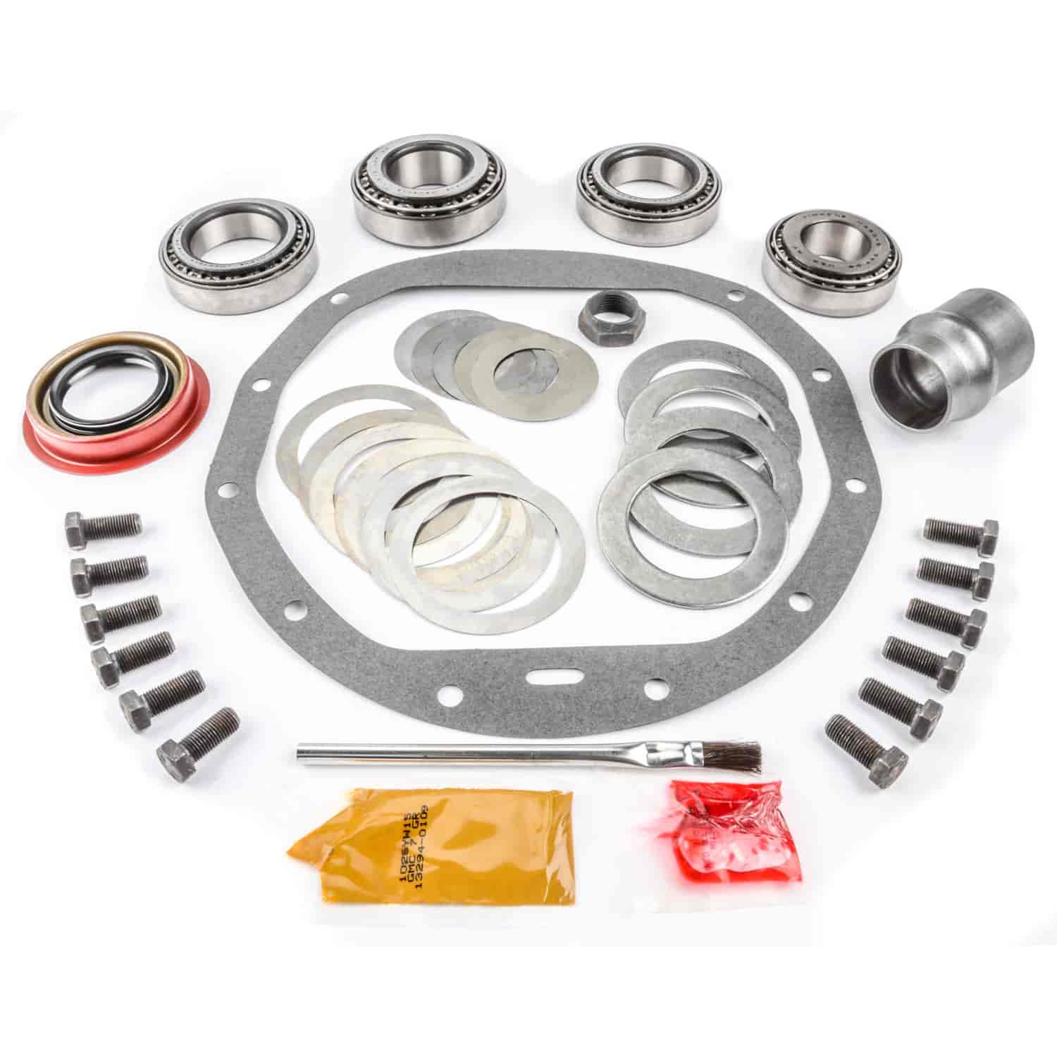 JEGS Performance Products 61227 - JEGS Differential Installation Kits with Timken Bearings