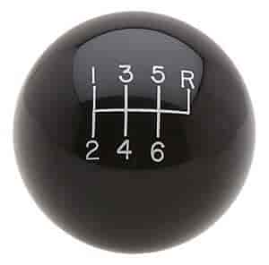 JEGS Performance Products 61525 - JEGS Classic Style Engraved Shift Knobs