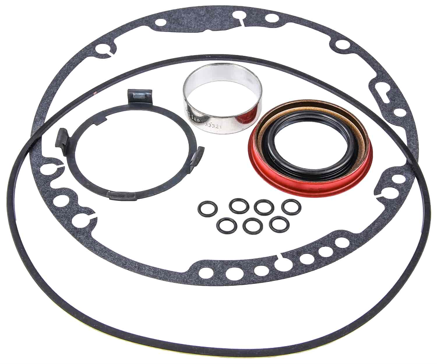 JEGS Front Pump Seal Kit for 1983-2003 GM TH700R4 and 4L60E